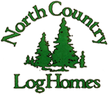 North Country Log Homes - Logo